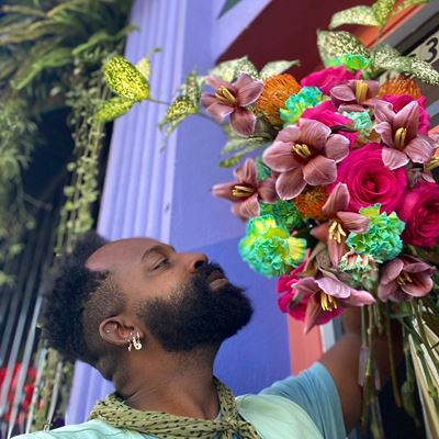 Maurice Harris Launches Flower.Style35 With His Unique and Fearless Magnetism
